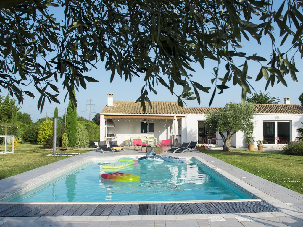 Pool Im Garten Hygiene Villa Between Dolus And Rémigeasse 4000m2 Garden Heated Swimming Pool Dolus D Oléron