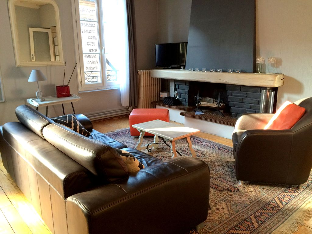 Appartement 35m2 Photo Appart 1st Floor 85m2 Any Comfort 100m Beac Homeaway