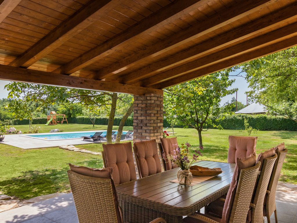 Ferienhaus Mit Pool Kroatien Last Minute New Villa Roy 2 With Large Private Pool In Central Istria Last Minute Barban