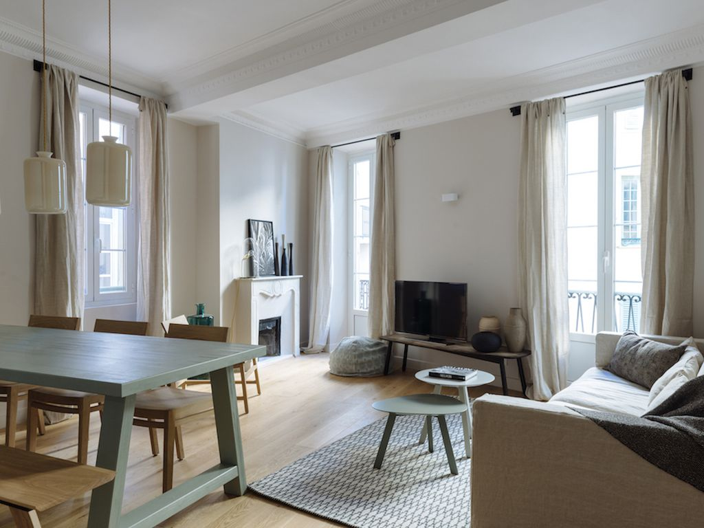 40 M2 Wohnzimmer Luxury Designer Apartment With Balcony In Nice 39s Old Town