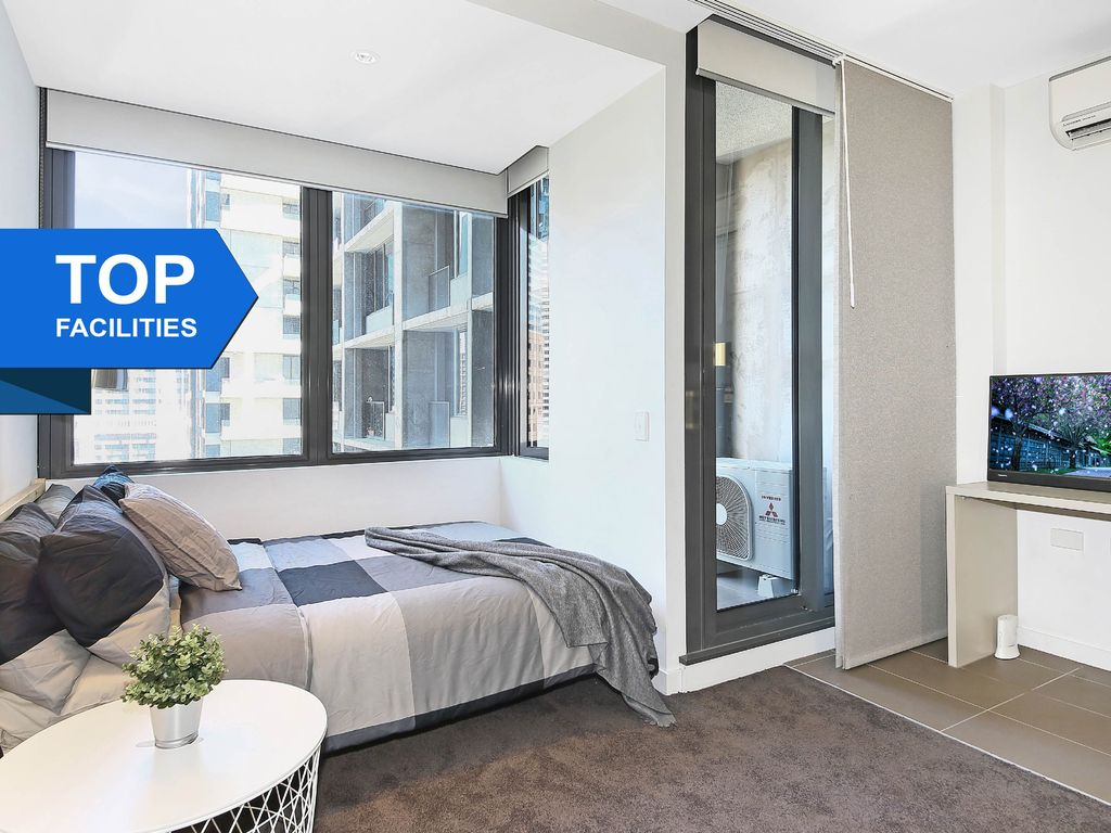 Studio Apartment Melbourne A Cozy Cbd Studio Near Southern Cross Free Wi Fi Melbourne City