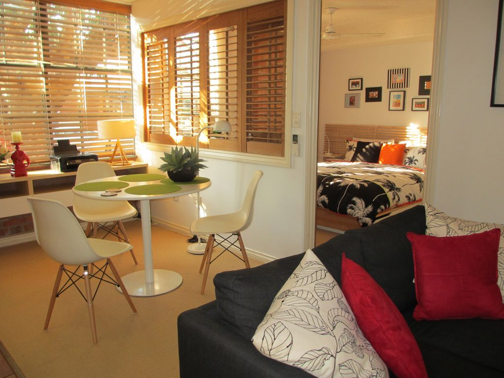 1 Bedroom Apartment Brisbane Trendy 1 Bedroom In New Farm Brisbane New Farm