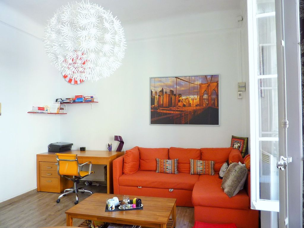 Station 66 Mediterrane Küche Aix En Provence Historical Center T1 Bright Loft 28m² Wifi Centre Ville