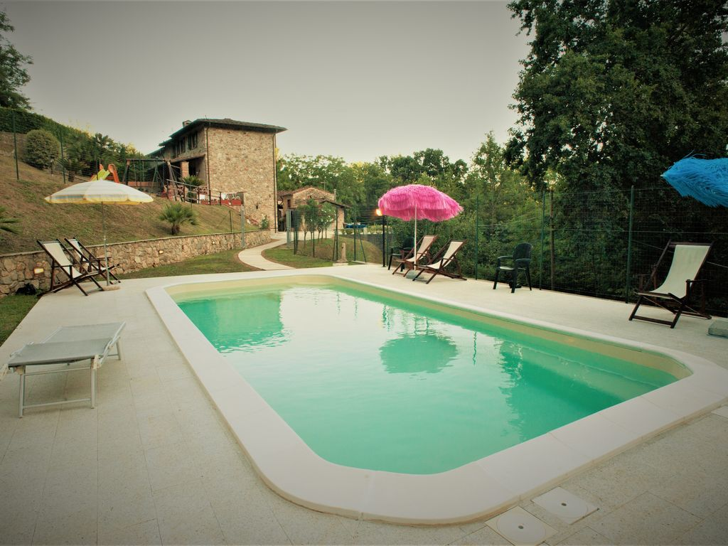 Ferienhaus Mit Pool Lucca House For 6 People In The Green Hills Of Lucca Swimming Pool Wi Fi Orbicciano