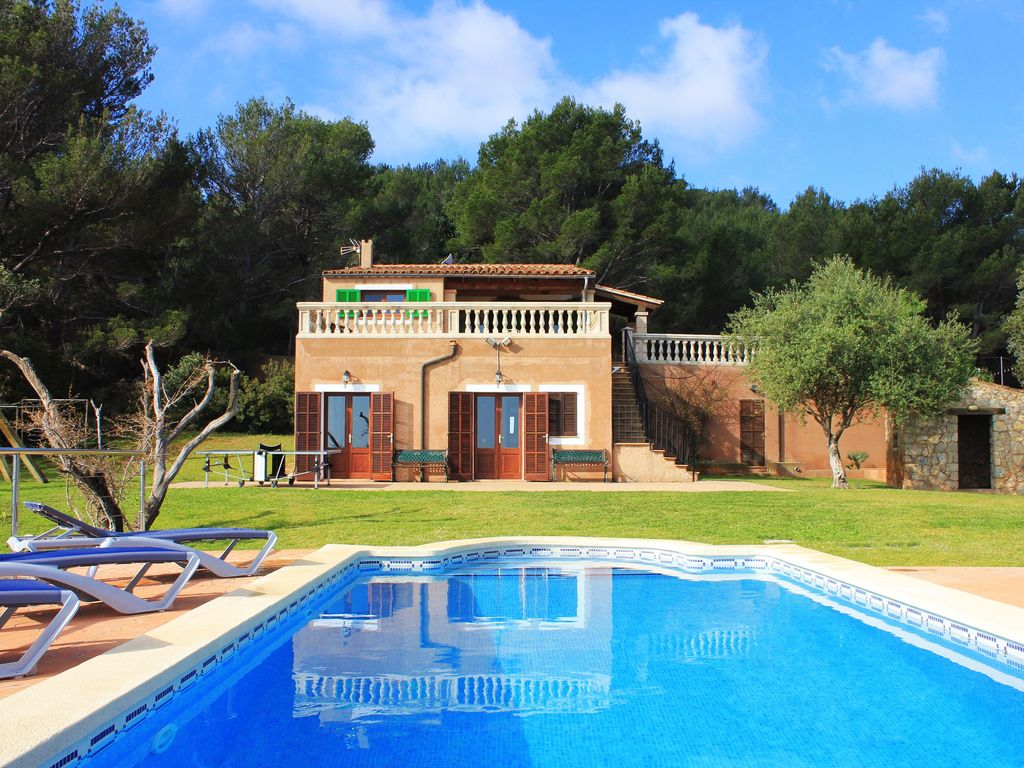 Ferienwohnung Mit Pool Cala Ratjada Country House With Pool In Cala Rajada Cala Ratjada
