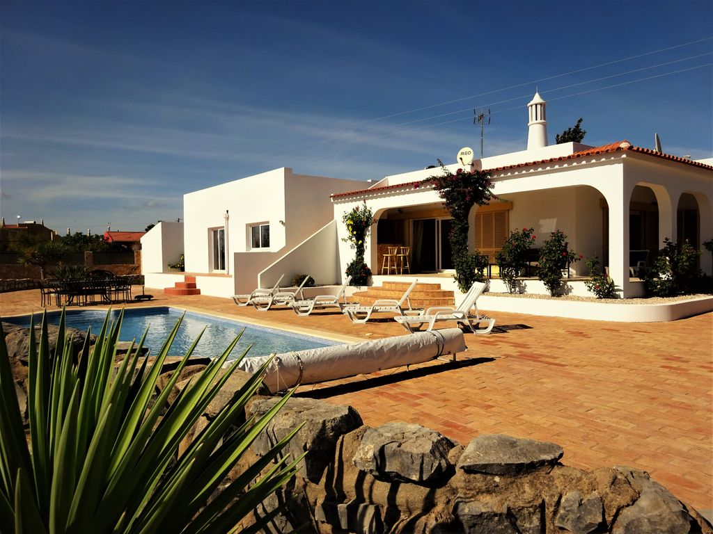Villa Norderney 4 Bedroom En Suite Fully Private Villa With Pool Silves