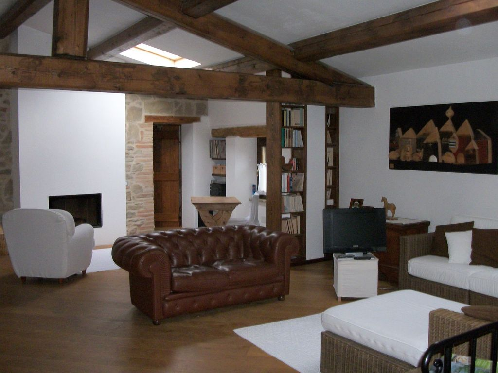 Wohnzimmer Cottage Old House In Urbino Vacation Between Art And Nature Sassocorvaro