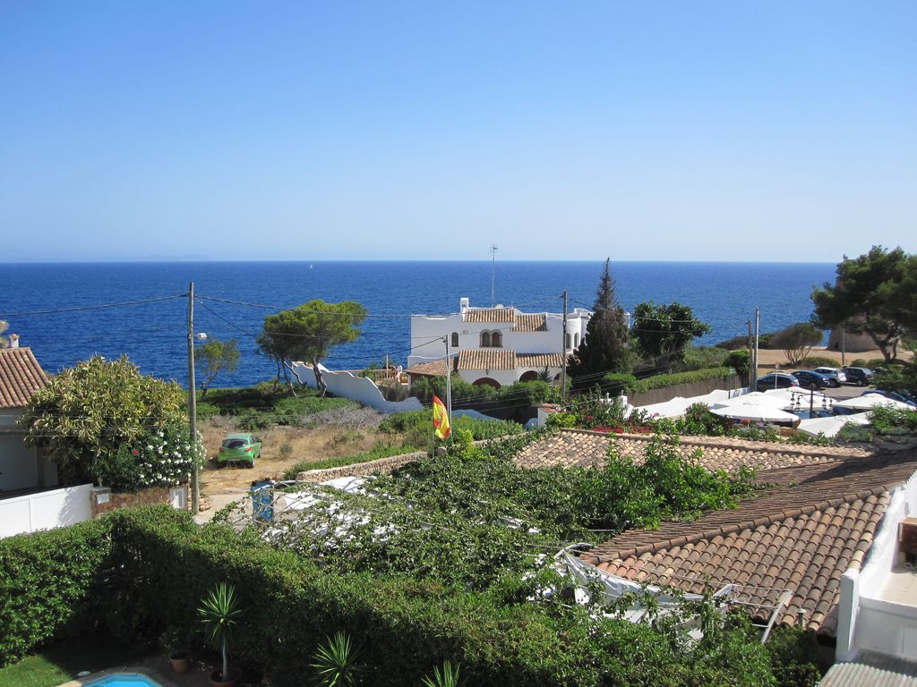 Poolpflege Mallorca Nice Apartment With Pool And Sea Views In The Quiet Area Of Cala Pi Llucmajor