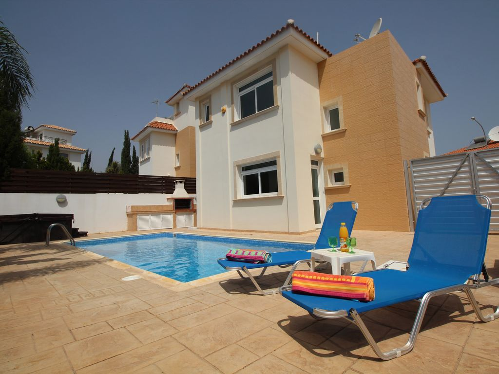 Luxury Holiday Villa With Pool Luxury Holiday Villa With Pool Hot Tub And Wi Fi In Protaras Near