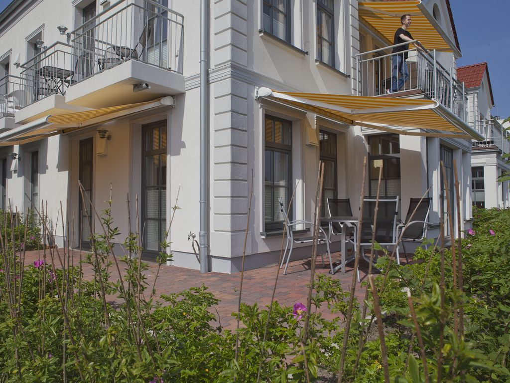 Villa Norderney Exclusive Apartment In New Villa The Spa Gardens Terrace Balcony Sunny South West Facing Norderney