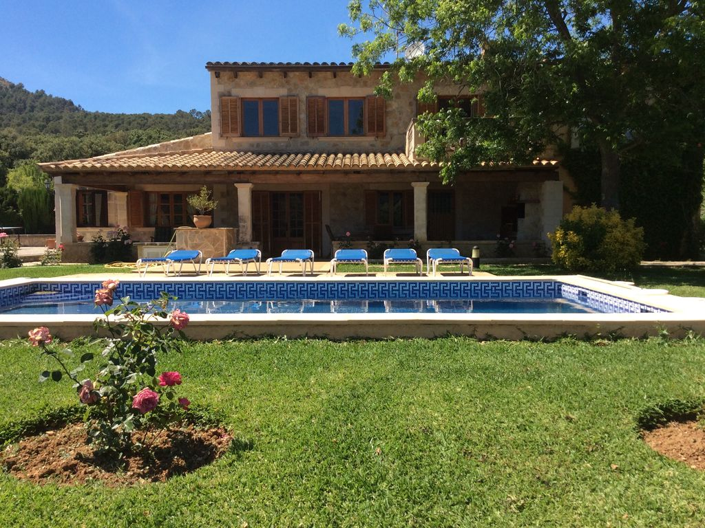 Pool Reinigen Nach Dem Sommer Cozy Cottage With Garden And Pool Close To The Sea Pollença District