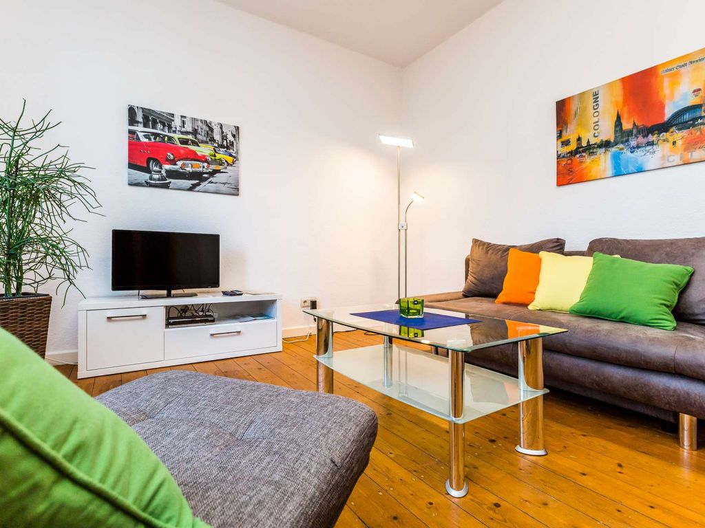 Gladbach Bettwäsche B13 Conveniently Located Penthouse With A Parking Space In