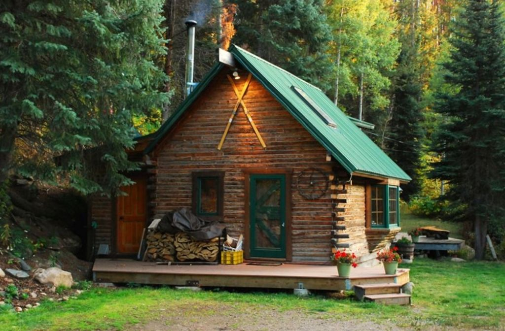 Fall Cabin The Woods Wallpaper Cozy Romantic Cabin In The Woods 1 Mile To Downtown