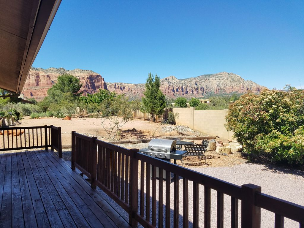 Cucina Restaurant Sedona Az Amazing Views 5 Star Reviews Open Floor Plan Updated Sedona Home Sedona