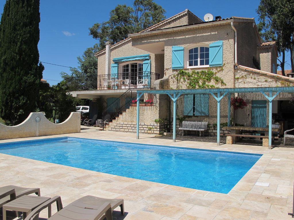 Jacuzzi Pool Top Caps Spacious Villa Top 80 Sqm Large Terrace Heated Pool Sauna Jacuzzi La Seyne Sur Mer