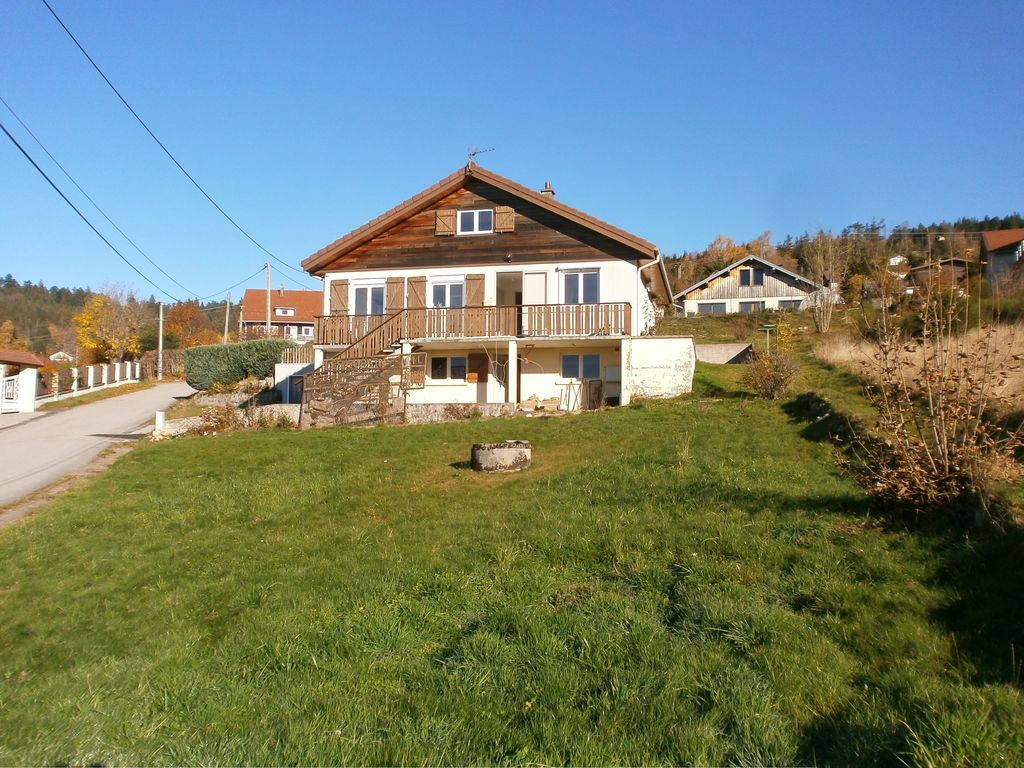 Lage Heg Cottage With Magnificent Lake View In Gérardmer 8 Persons Gérardmer