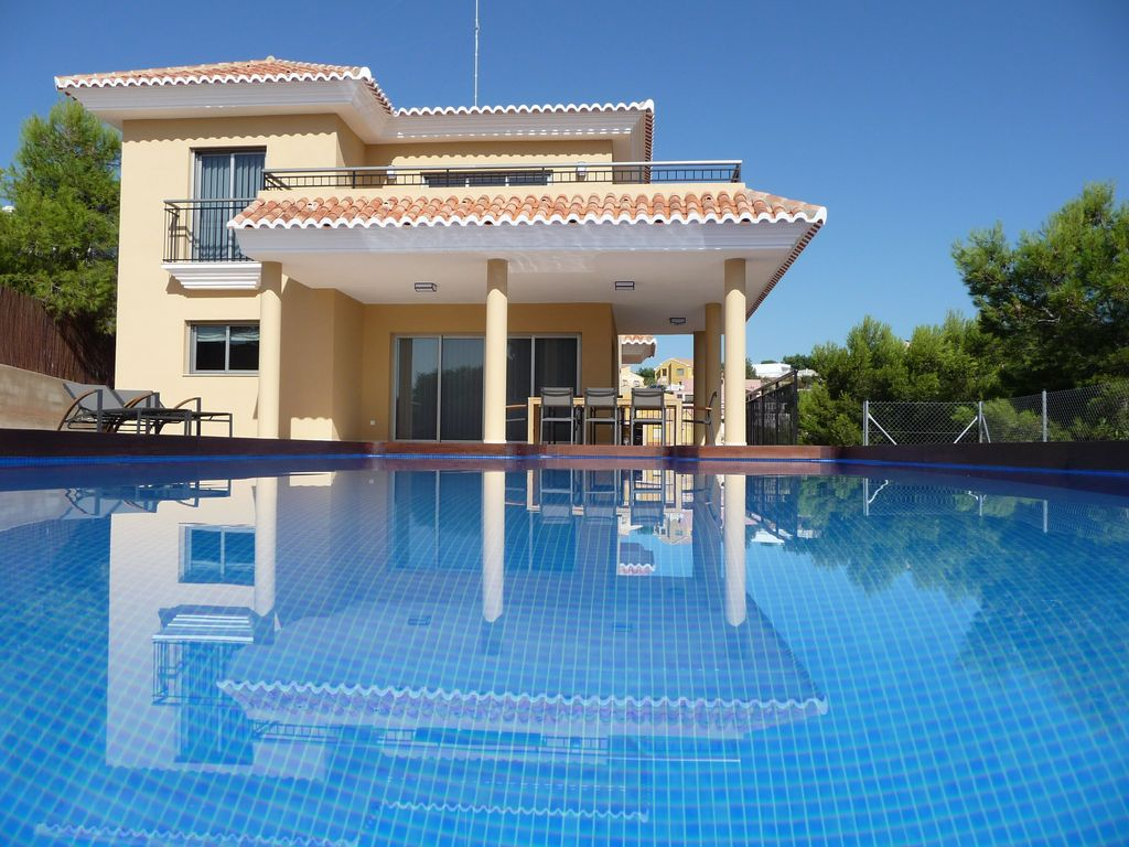 Valencia Zwembad Fantastic Luxury Villa Just 20 Car Minutes From Valencia City Alginet