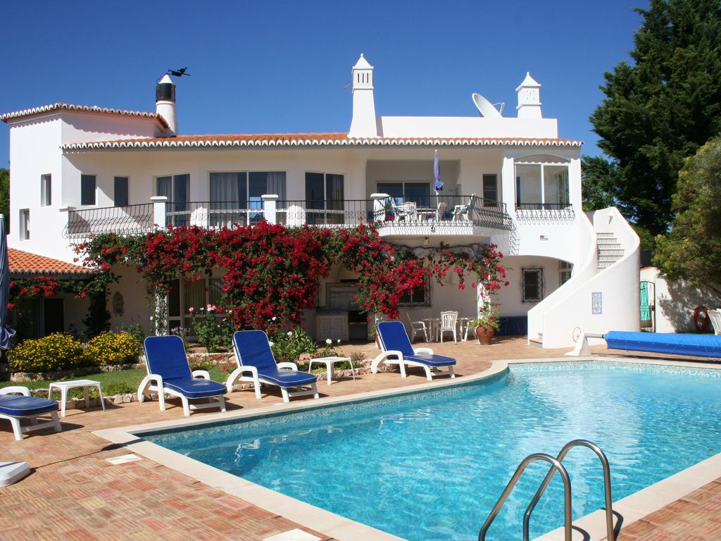 Luxury Holiday Villa With Pool Luxury Holiday Villa With Private Pool Ocean Views Mato Serrão