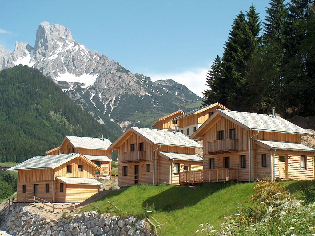Bauen Mit Holz Flachau Cosy Wooden Block Houses In Fantastic Location In The
