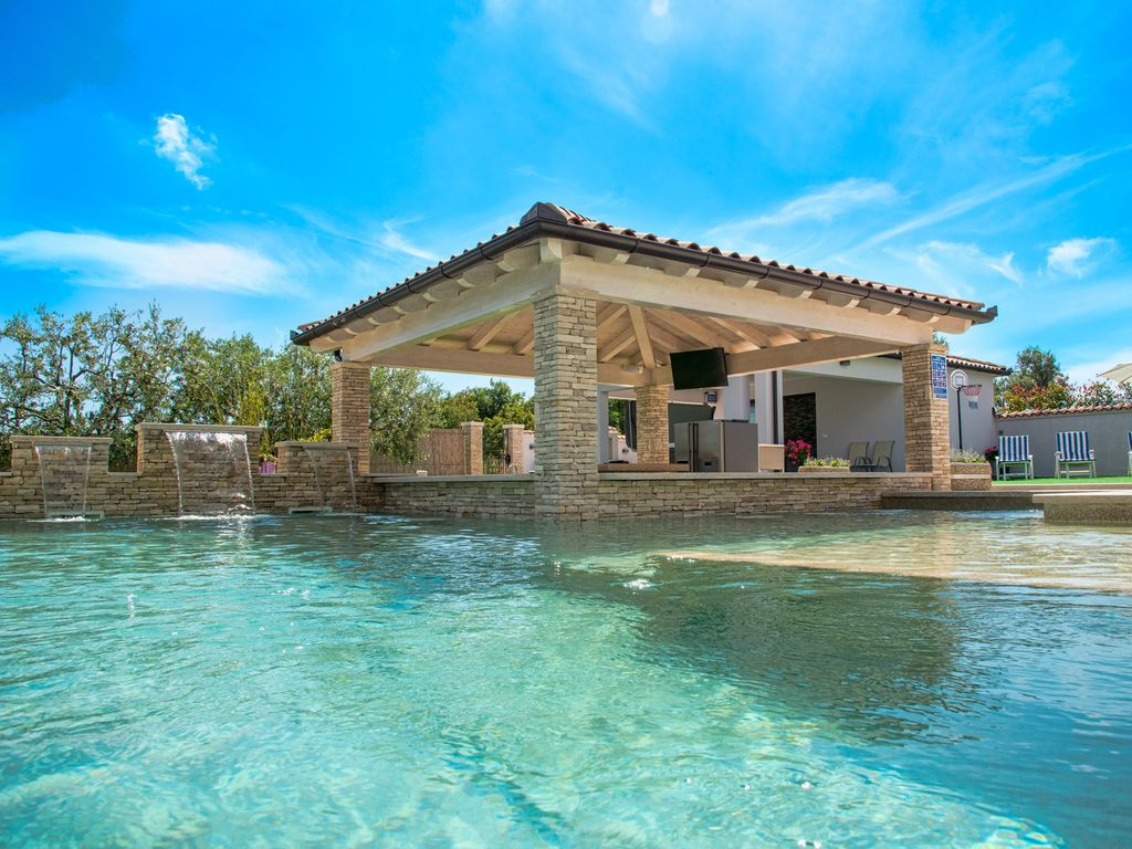 Ferienhaus Mit Pool In Istrien Mieten Pool Bar Villa Istria 50m2 Private Pool Seaview 4km Beach