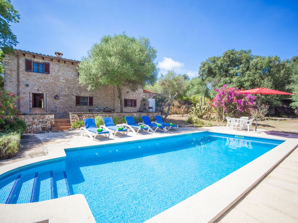 Pool Heizen Mit Diesel Can Gallet Villa For 8 People In Costitx Costitx