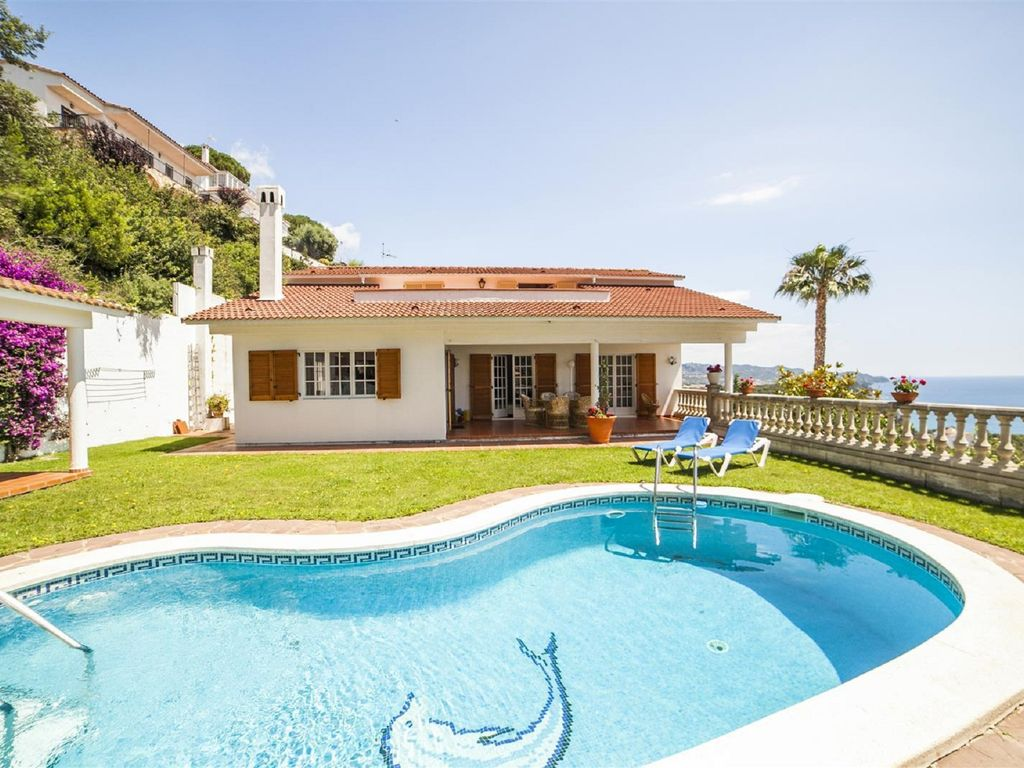 Schlafzimmer Set Lourette Quiet Family Villa With Fantastic Sea Views Homeaway