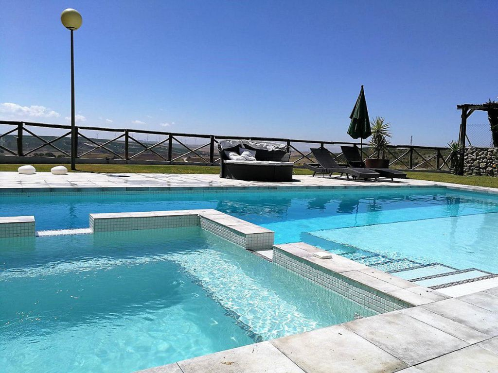Jacuzzi Pool De Large Chalet Pool Jacuzzi Wifi Views Sanlúcar De Barrameda