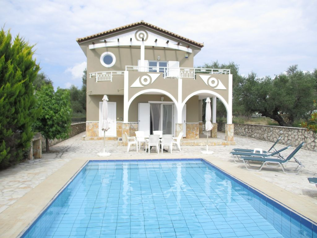 Ferienhaus Mit Pool Zakynthos Luxury Villa Villa Ella With Private Pool In Its Own Grounds Laganas