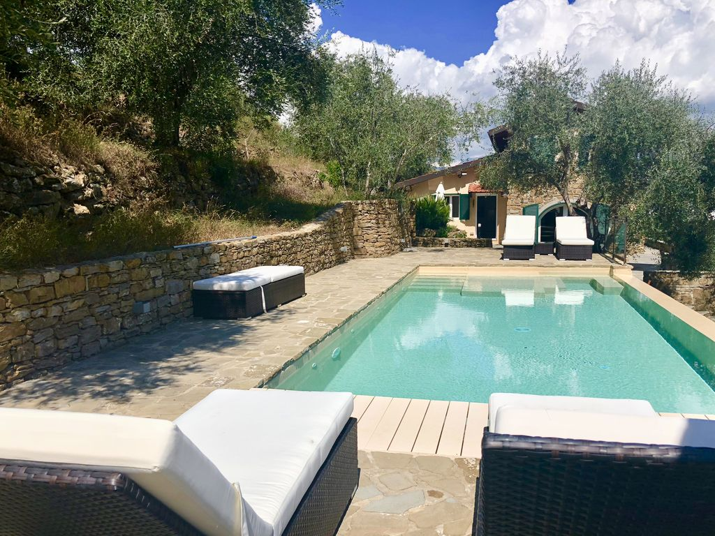 Wärmepumpe Pool Heat 30 Elegant Country House In An Exposed Hill Site Dolceacqua