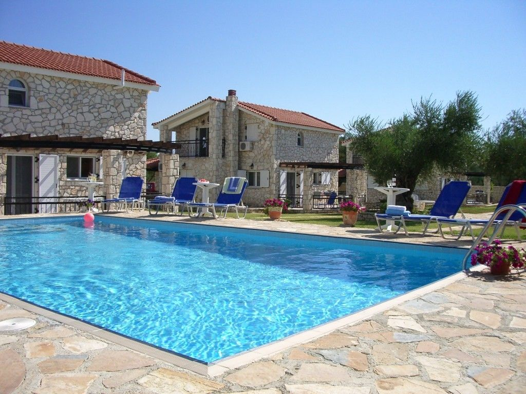 Ferienhaus Mit Pool Zakynthos Country Villa With Pool In Zakynthos Greece Laganas