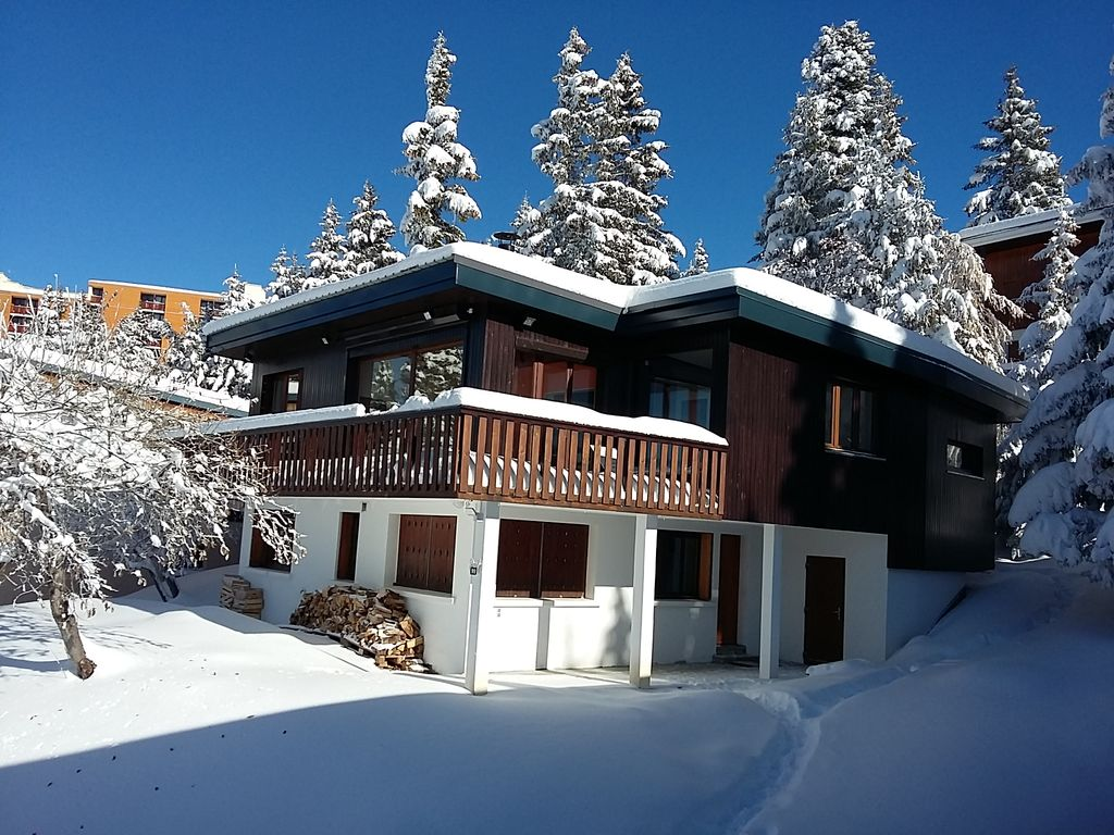 Chambre D Hote Chamrousse Chalet A Chamrousse 1750 Roche Beranger Isere Independant Calme Spacieux Abritel