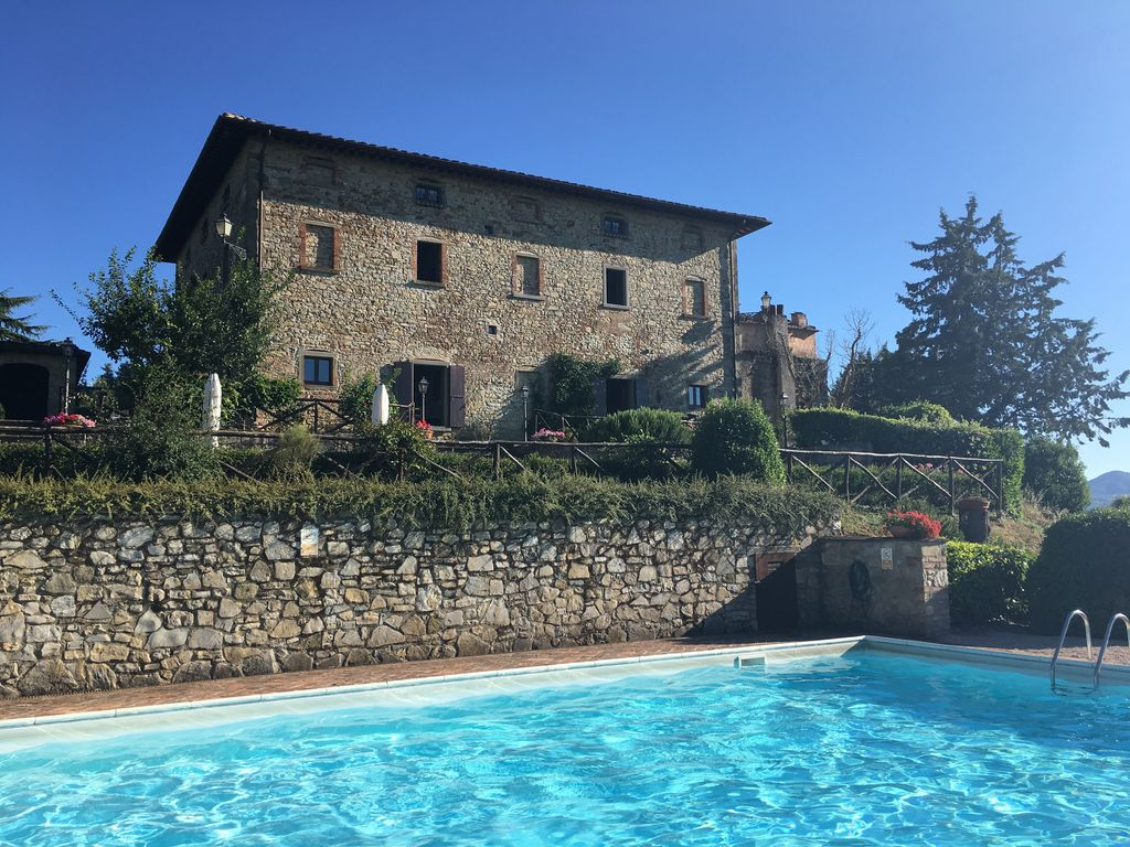 Marias Küche Catering Stunning Villa With Private Pool Superb Views Of Tuscany Umbria Monte Santa Maria Tiberina