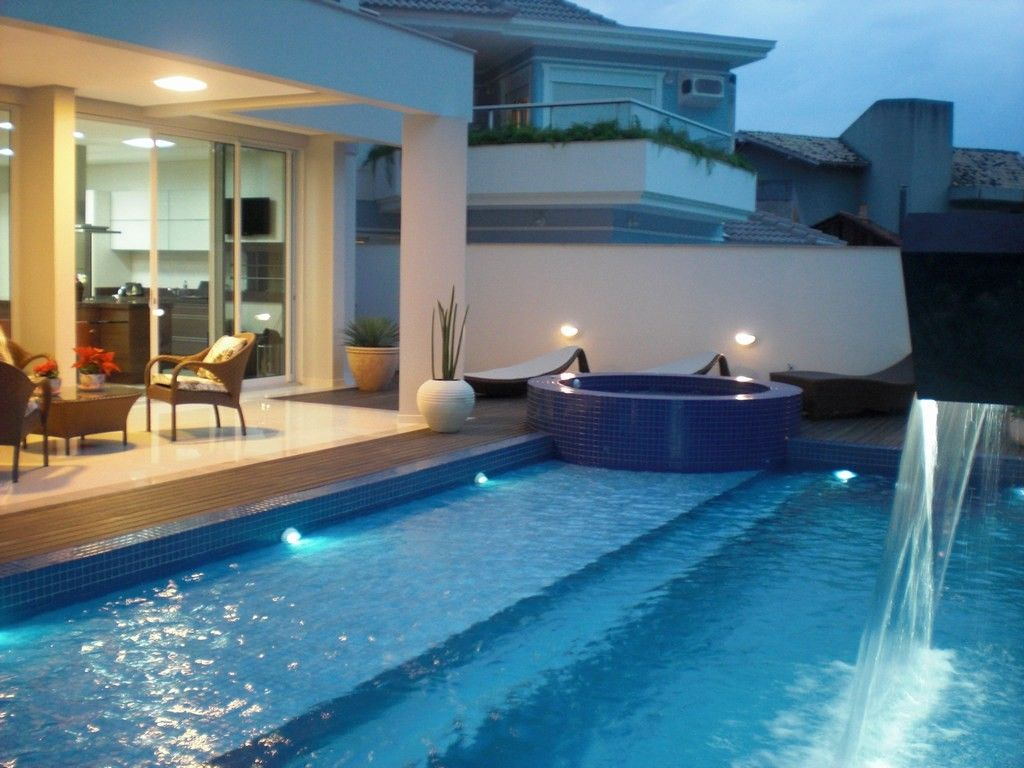 Jacuzzi Pool De House High Standard International Jurerê 7 4 Pool Heated Jacuzzi Jurerê Internacional
