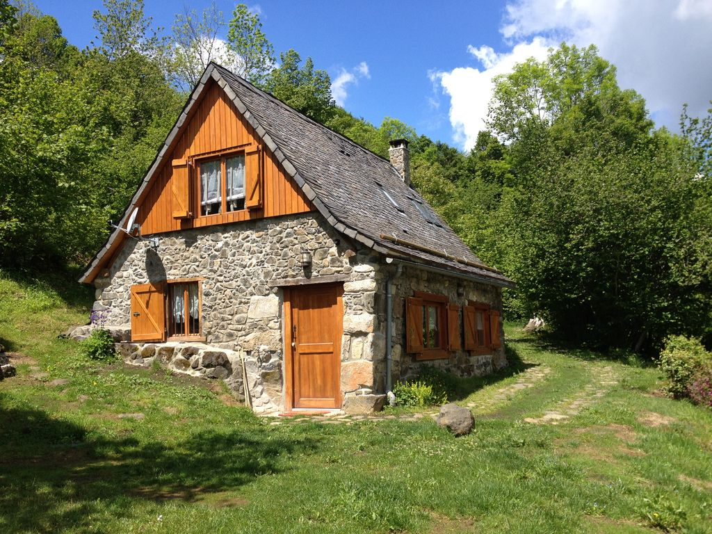 Spa Exterieur Pyrenees Mountain Cottage In The Heart Of The Pyrenees Portet D Aspet