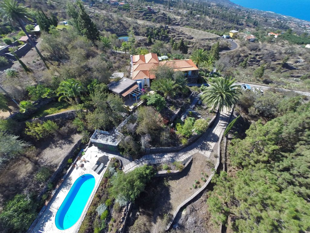 Pool Wärmepumpe Green Heat Very Comfortable Spacious Villa In A Quiet Secluded Location With A Heated Pool Tijarafe