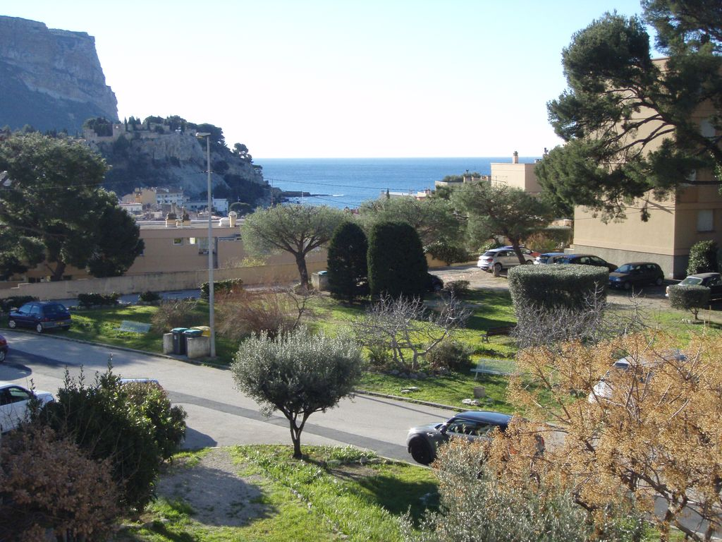 Location Canoe Cassis Cassis T3 Sea View Near The Beach And Creeks Cassis