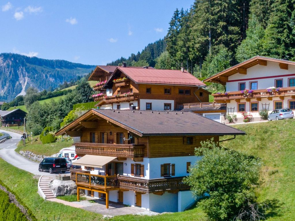 Holzvertäfelung Garage Luxury Detached Chalet Close To Famous Krimml Waterfalls Wald Im Pinzgau