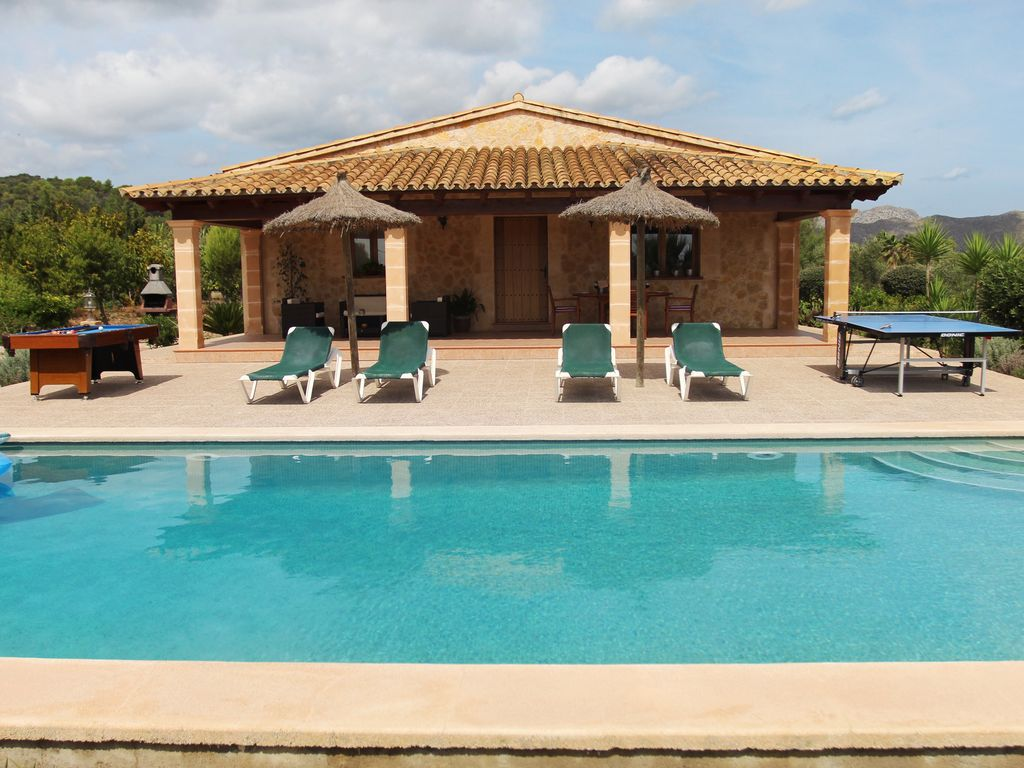 Pool And Jacuzzi Beautiful Villa For 4 People With Private P Homeaway
