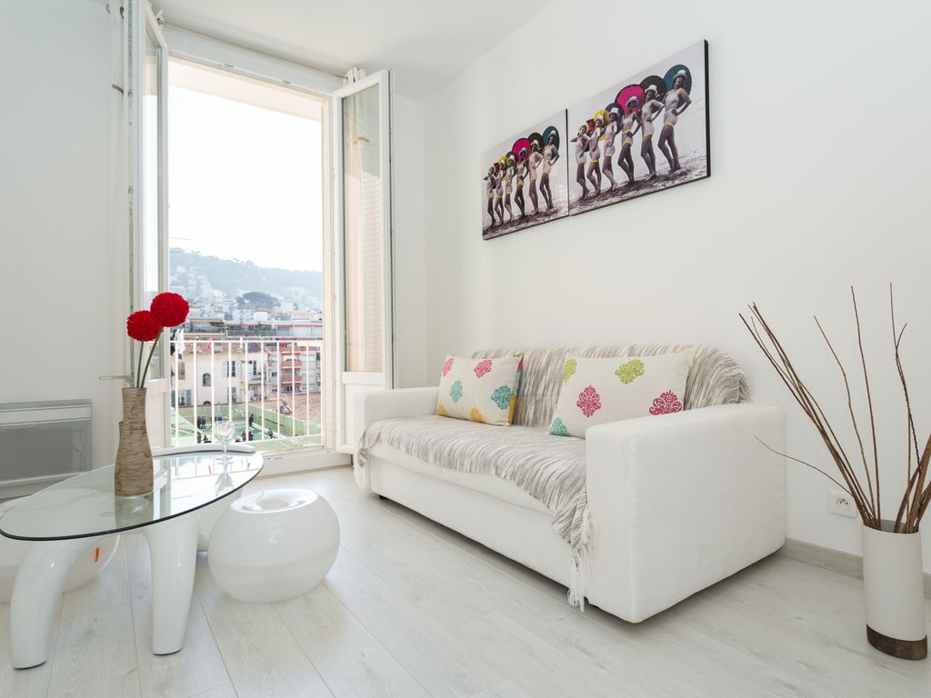 Location Chambre Nice Lascaris 1 Chambre Avec Balcon Apartment For 4 People In Nice Le Port