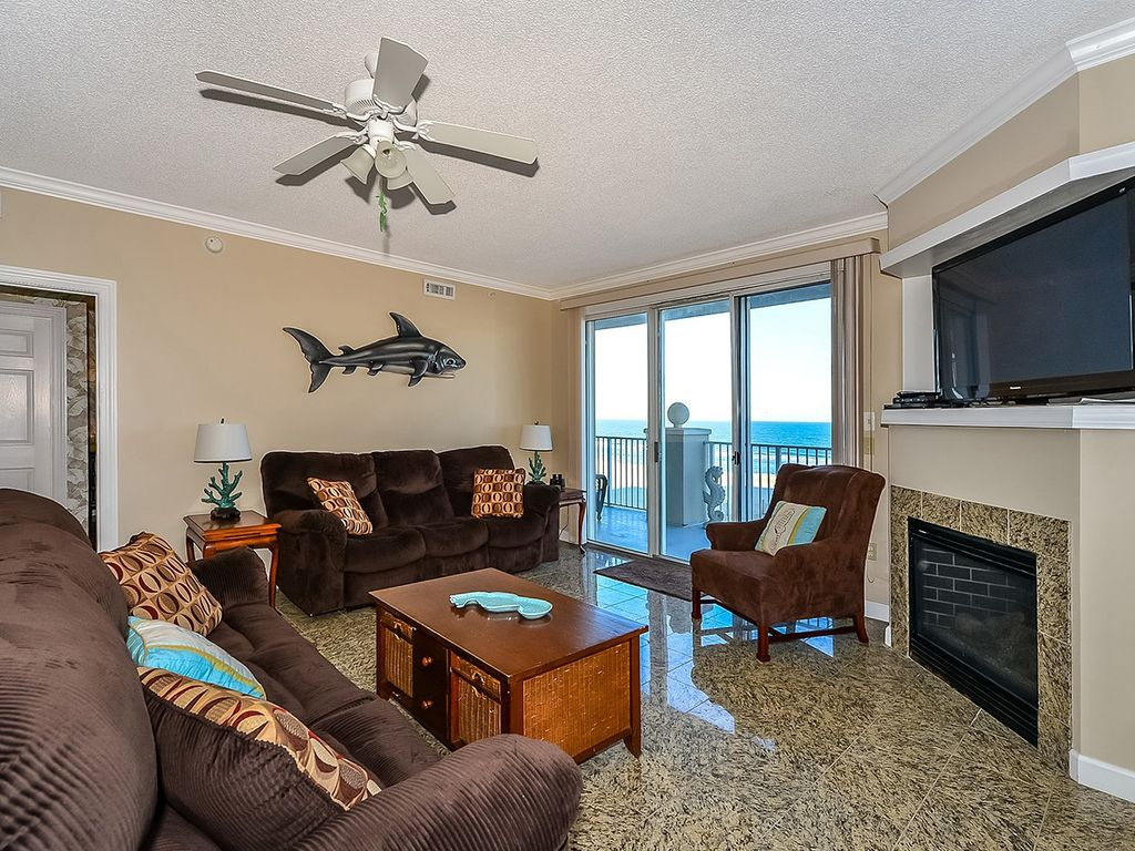 Upscale Ceiling Fan Stylish Upscale Luxury 3 Bedroom Oceanfront Condo With Free Wifi