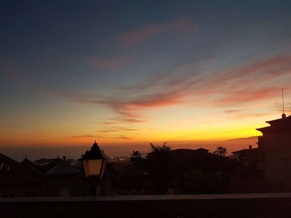 Ferienhaus Mit Pool La Gomera A House With Wonderful Views Of Tenerife South La Gomera And Sunsets Arona