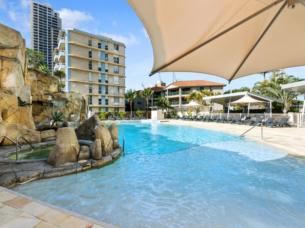Gold Coast Kitchenware Oceanview Spa Apartment In A Luxury Wings Resort Free