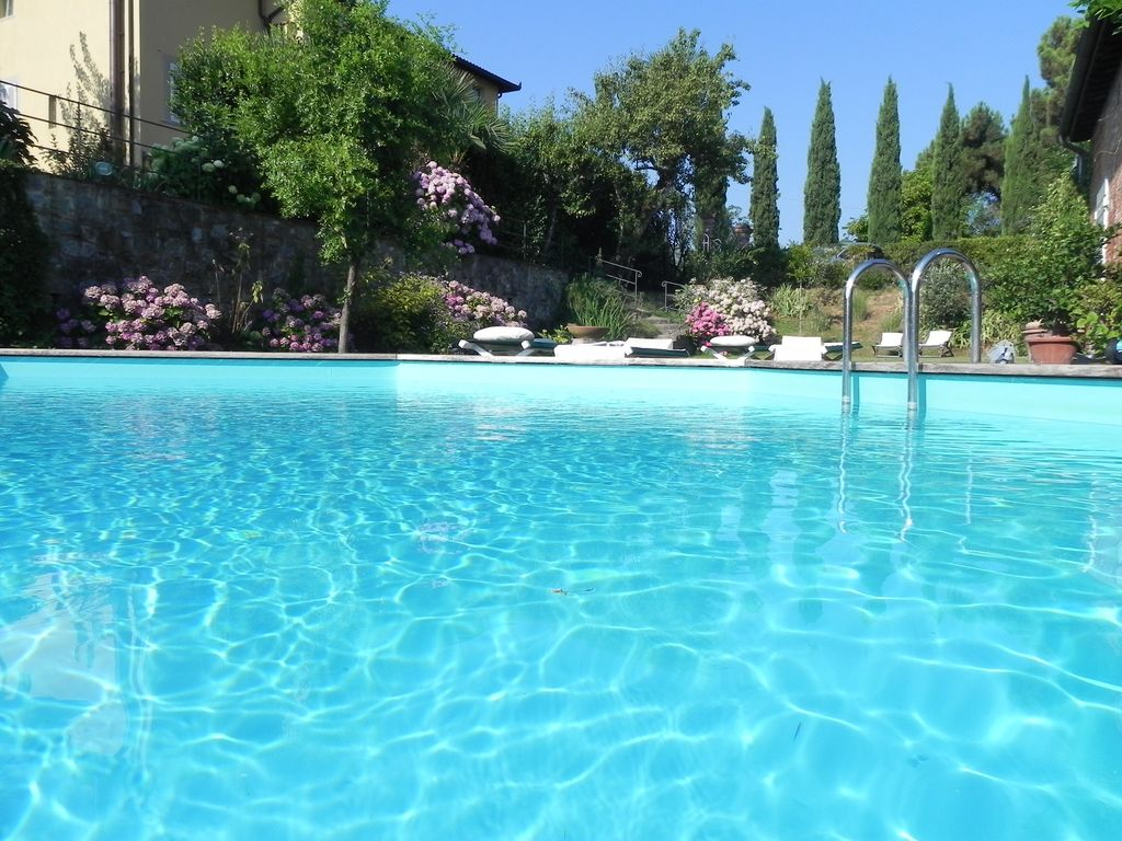 Ferienhaus Mit Pool Lucca Location In A Historic Villa Of The 600 Pool On The Hill Of Monte Carlo Lucca Pescia
