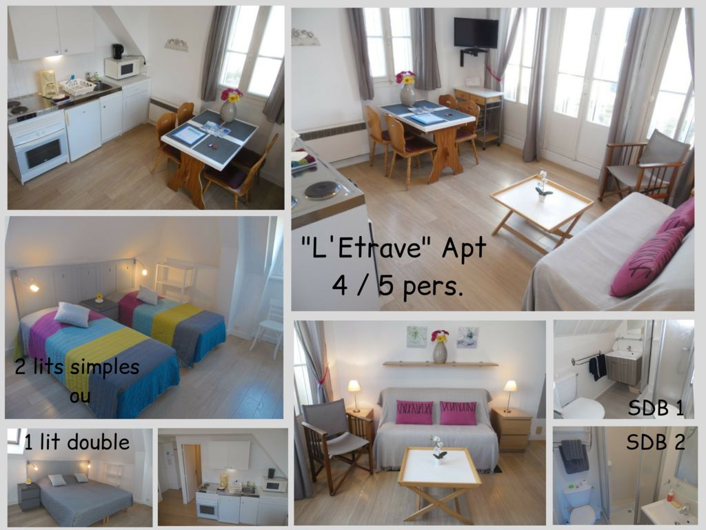 Lit 1 Pers Apt 4 5 Pers 30m From The Sea Saint Malo Prox Beach Sillon Intramuros Spa Courtoisville Sillon Moka