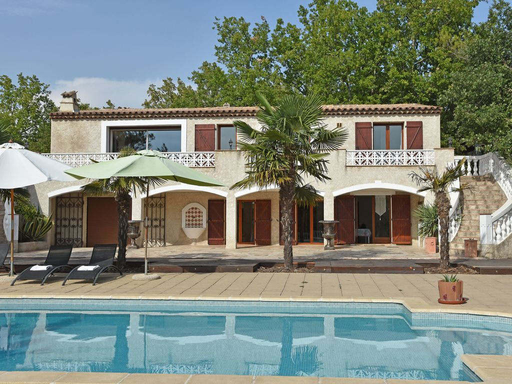 Stoelen Huren Paul Beautiful Modernly Decorated Provençal House Only 30 Kilometres From Cannes Saint Paul En Forêt