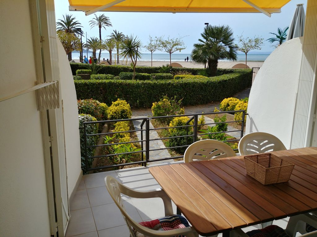 Appartement Roses Roses Apartment Oasis B3 In Erster Linie Am Strand Wi Fi Klimatisiert Roses