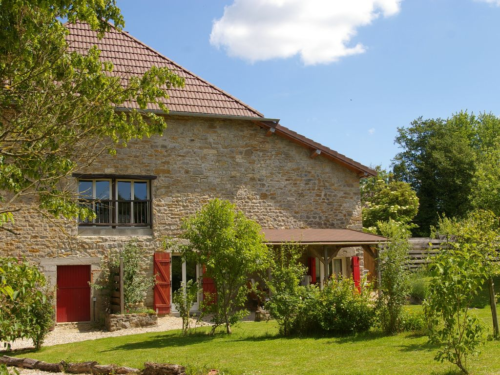 Chambre D Hote Poligny Quiet Cottage Near Poligny And Arbois Vineyards Lakes Waterfalls Hiking Villerserine