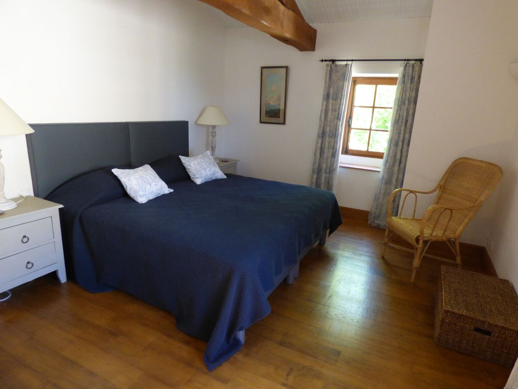 La Chambre Gascon Peaceful Gascon Cottage With Swimming Pool And Tennis Court Near