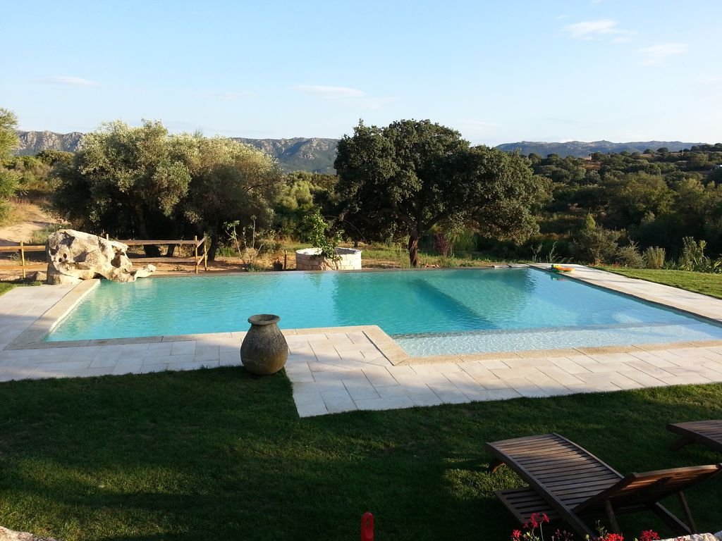Pool Garten Mauern Chateau Country House Olbia City Centre Olbia City Centre