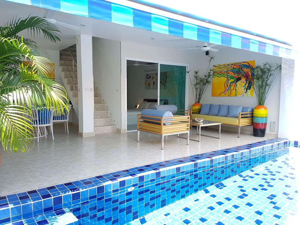 Pool Kaufen Thailand Cosy 3 Bedroom Duplex With Private Pool Only 70 Meters From Beach Homeaway